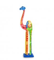 99-357 Статуэтка  Верблюд  80 см  албезия, о.Бали