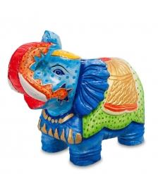 99-378 Статуэтка  Слон   албезия, о.Бали
