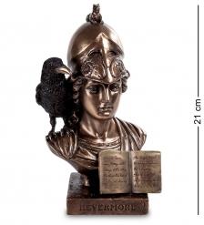 WS-200 Статуэтка  Ворон   Nevermore. Эдгар По