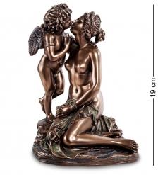 WS-546 Статуэтка  Поцелуй ангела