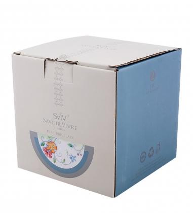 JS-02 Чайный набор на 2 перс. Цветущая сакура  Pavone