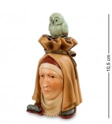 pr-JB27 Фрагмент триптиха Святые отшельники И.Босх  Museum.Parastone