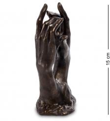 pr-RO15 Статуэтка «Секрет» Огюст Роден  Museum.Parastone