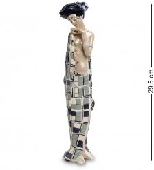 pr-SCH01 Статуэтка Герти Шиле Эгона Шиле  Museum.Parastone