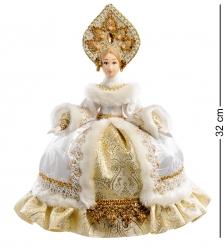 RK-294 Кукла-грелка на чайник  Снегурочка