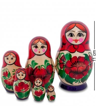 МР-56/ 3 Матрешка 6-кукольная  Кировская