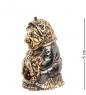 Фотография AM-1001 Фигурка  Колокольчик-Бабуля   латунь, янтарь №2