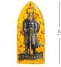 Фотография AM-1099 Магнит  Рыцарь   латунь, янтарь №1
