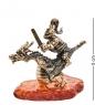 AM-1272 Фигурка  Рыцарь Ланселот   латунь, янтарь