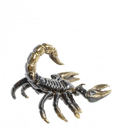 AM-1288 Фигурка  Скорпион   латунь