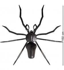 75-016 Панно настенное Паук Черная Вдова  албезия, о.Бали  150 см