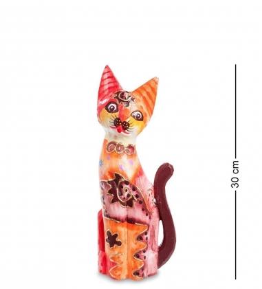 99-281 Статуэтка Кошка 30 см  албезия, о.Бали