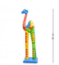 99-359 Статуэтка  Верблюд  50 см  албезия, о.Бали