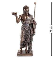 WS-558 Статуэтка Асклепий - бог медицины и врачевания