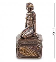 WS-570 Шкатулка в стиле Ар-деко  Египтянка