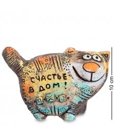 KK-410 Фигурка  Кот Дикки  шамот