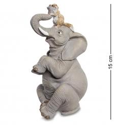 ED-341 Фигурка  Слон и белка