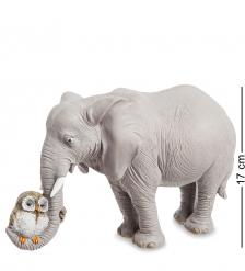 ED-345 Фигурка  Слон и совенок