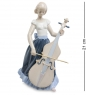 JP-22/33 Статуэтка Девушка с виолончелью  Pavone