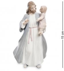 JP-40/22 Статуэтка  Иисус с девочкой   Pavone