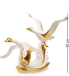AHURA- 97 Статуэтка  Летящие гуси