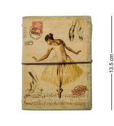TD-22 Блокнот-Органайзер  Прима балета