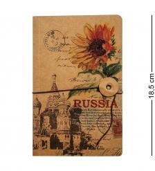 TD-37 Записная книжка  В Россию с любовью