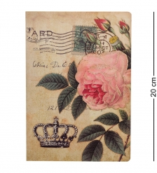 TD-38 Записная книжка  Королевская роза