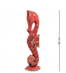 10-017-03 Фигурка «Морской конек»  батик, о.Ява  бол 50 см