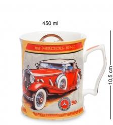 CN-01 Кружка  Автомобиль Мерседес Бенц 1935 г.  450 мл  Carmani