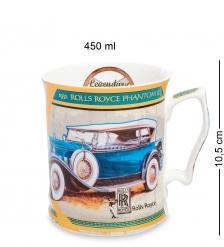 CN-03 Кружка  Автомобиль Роллс Ройс 1932 г.  450 мл  Carmani