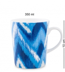 SL-01 Кружка  Миссони  синяя  Stechcol