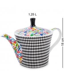 SL-22 Чайник  Цветочный модерн   Stechcol