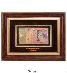 HB-005 Панно  Банкноты 50 GBP  фунт стерлингов  Англия