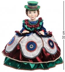 RK-102 Кукла-грелка на чайник  Дымка