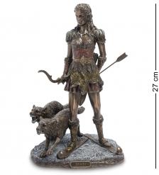 WS-577 Статуэтка  Скади - богиня охоты, зимы и гор