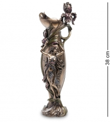 WS-585 Ваза «Цветы ириса»