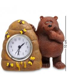 RV-588 Часы  Медведь и пчелы   W.Stratford