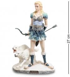 WS-848 Статуэтка  Скади - богиня охоты, зимы и гор