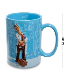 FO-83003 Кружка «Доктор»  Mug The Doctor. Forchino