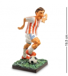 FO-84013 Статуэтка мал.  Футболист   The Football Player. Forchino
