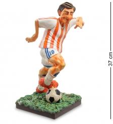 FO-85542 Статуэтка  Футболист   The Football Player.Forchino