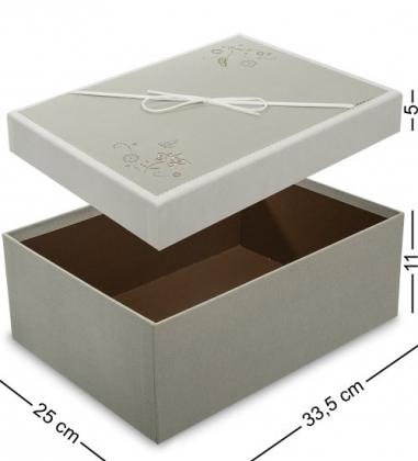 WF-69 Набор коробок из 3шт Прямоугольник - Вариант A