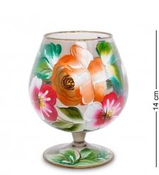 VZ-915 Подсвечник  Цветы  0,5 л