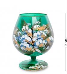 VZ-916 Подсвечник  Цветы  0,5 л