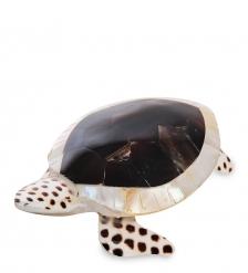54-007-01 Декоративное изделие из перламутра «Черепаха»
