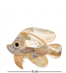 54-011-01 Декоративное изделие из перламутра «Рыба»