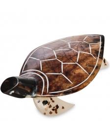 54-028 Декоративное изделие из перламутра «Черепаха»