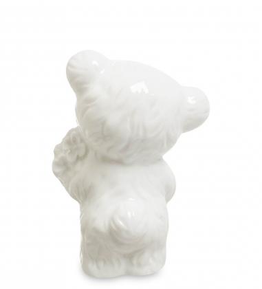 XA-505 Фигурка «Медвежонок с букетом»