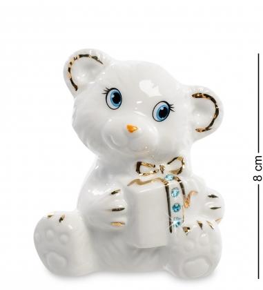 XA-507 Фигурка Медвежонок с подарком